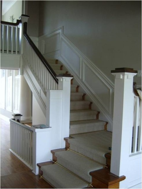 Rockcliffe Addition & Renovations beach-style-staircase