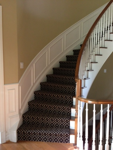 Roller Stairs Traditional Staircase Indianapolis