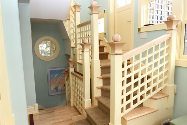 Rosen/Reitz traditional-staircase