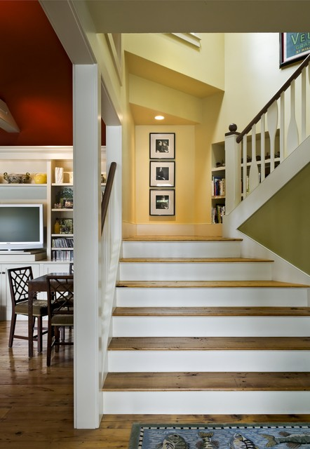 Rustic Staircase rustic-staircase