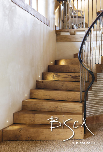 Rustic Staircases for Barn, Farm & Period Properties - Rustik ...