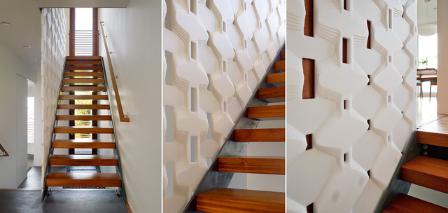Rutledge Street Residence - Modern - Staircase - San Francisco - by ...