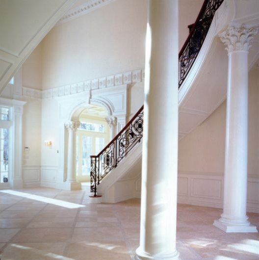 Saddle River traditional-staircase