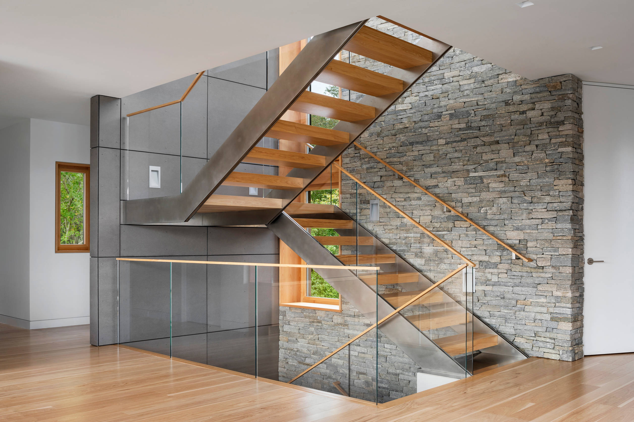 75 Beautiful Modern Staircase Pictures Ideas September 2020 Houzz
