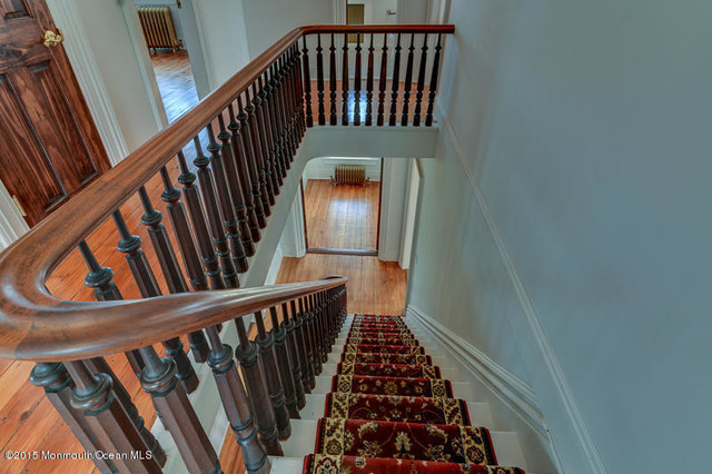 Sale Of Historic Buhler Mansion Victorian Staircase