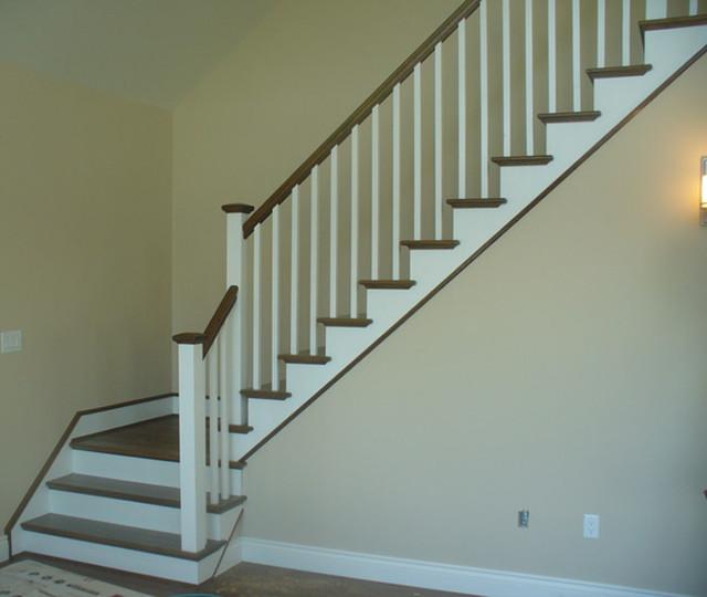 Modern Staircase & Railings