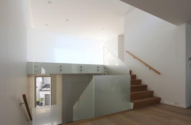 Sea Colony modern-staircase