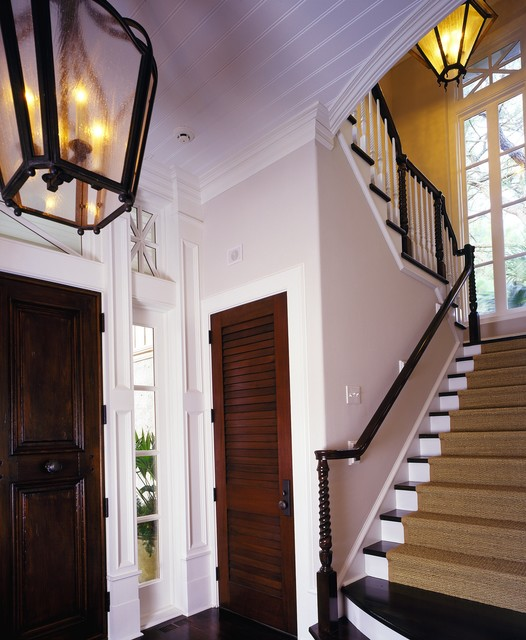 Sea Pines Home tropical-staircase