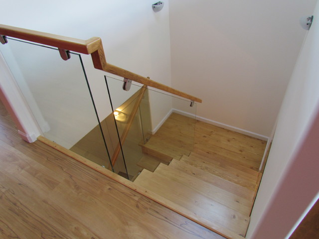 Sears project modern-staircase