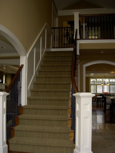 Seattle/Queen Anne Traditional traditional-staircase