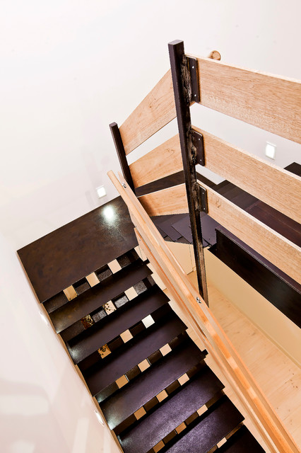 Seaview contemporary-staircase