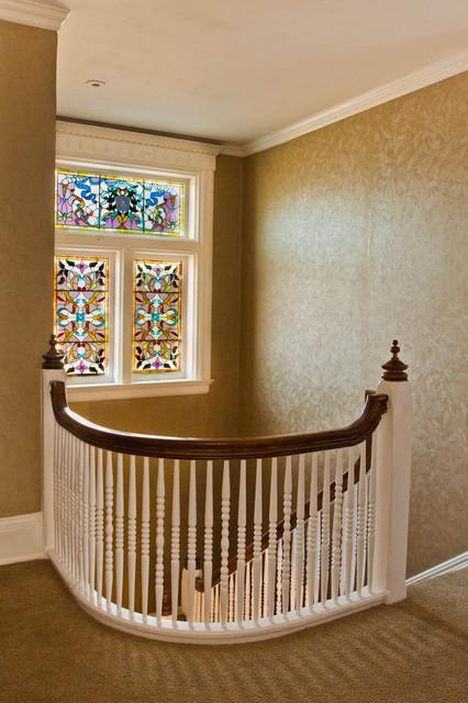 Semaski's House victorian-staircase