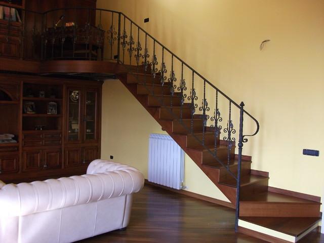 Sergio Home's mediterranean-staircase