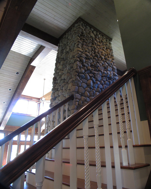 SGR Renovation traditional-staircase