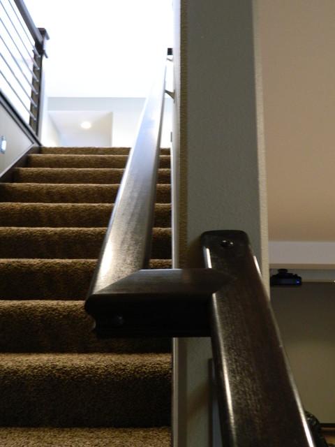 Shadow Creek Rambler traditional-staircase