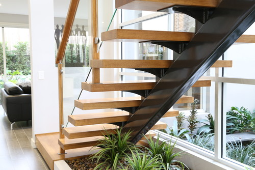 How Much Does This Staircase Cost..... It Looks Fantastic.
