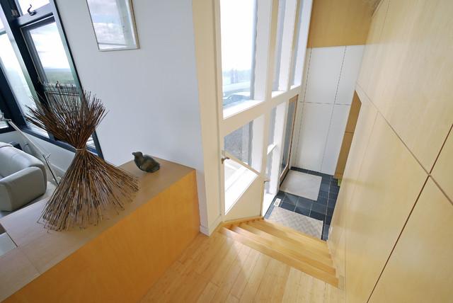 Slopes House modern-staircase