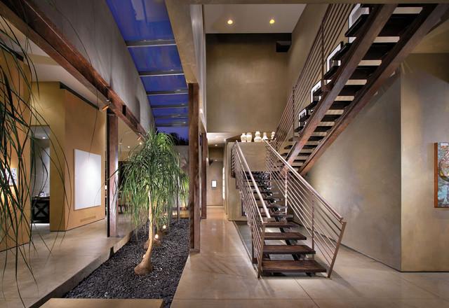 Smithcliffs contemporary-staircase