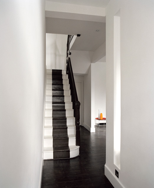 South Tottenham House contemporary-staircase