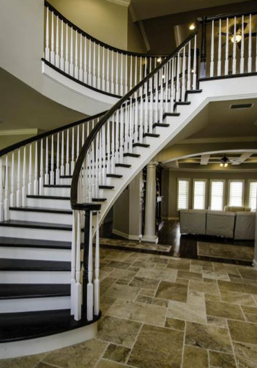 Southern Comfort traditional-staircase