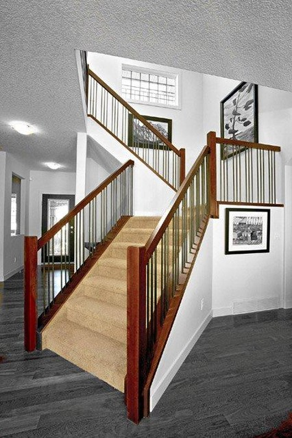 SPINDLE STAIRS & RAILINGS photos staircase