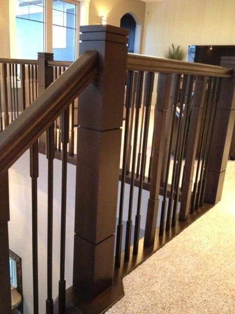 Charming SPINDLE STAIRS U0026 RAILINGS Photos Contemporary Staircase