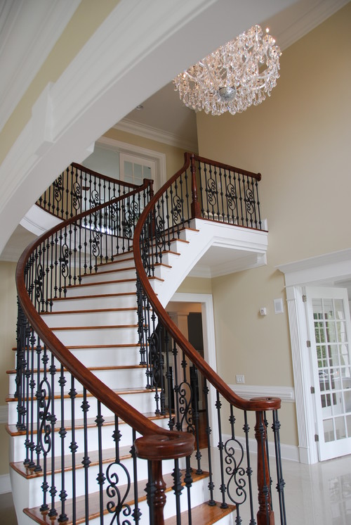 What S The Pattern For The Iron Balusters