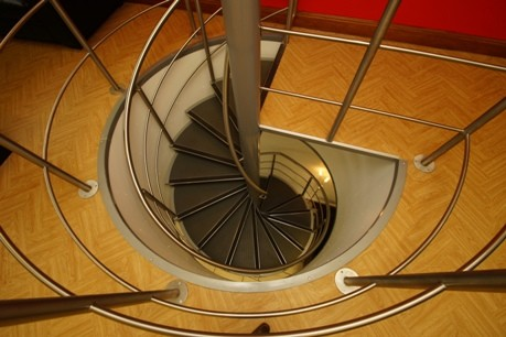 Spiral Staircases modern-staircase