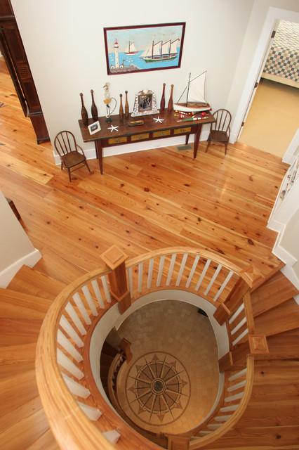 Osprey Ridge, Duck NC beach-style-staircase