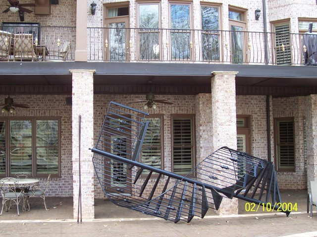 Metal Handrails For Stairs Exterior