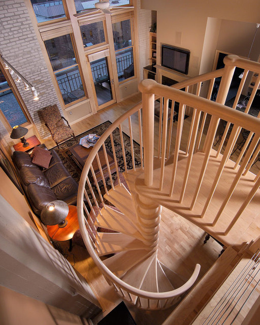 Spiral Stairs Staircase Grand Rapids By Arcways Inc