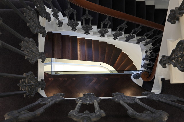 sporadicSPACE contemporary-staircase