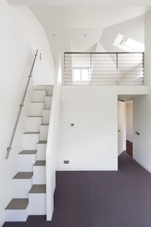 bathroom toilets and sinks st johns wood contemporary staircase by 16903