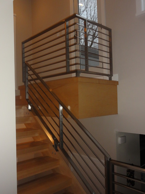Stainless Steel Railings Contemporary Philadelphia