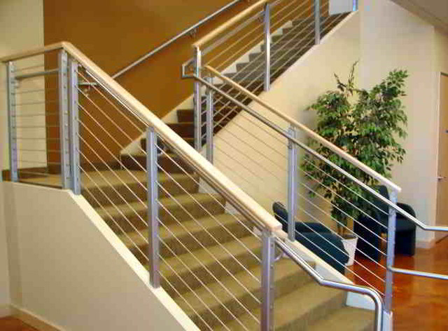 Example Of A Minimalist Staircase Design In Other