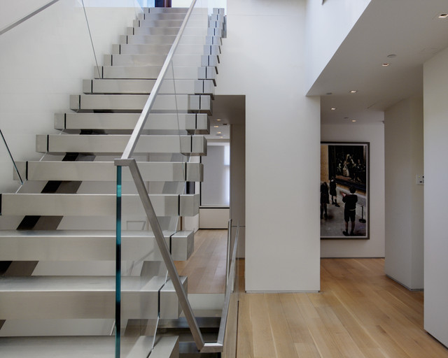 Stair contemporary-staircase