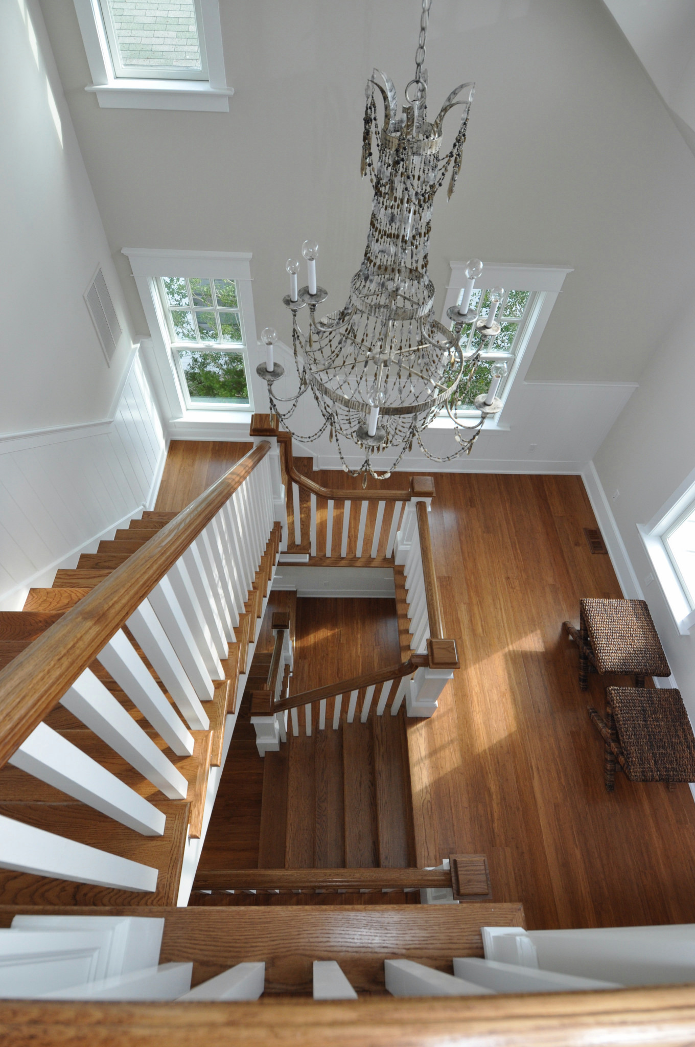 Stair From Above
