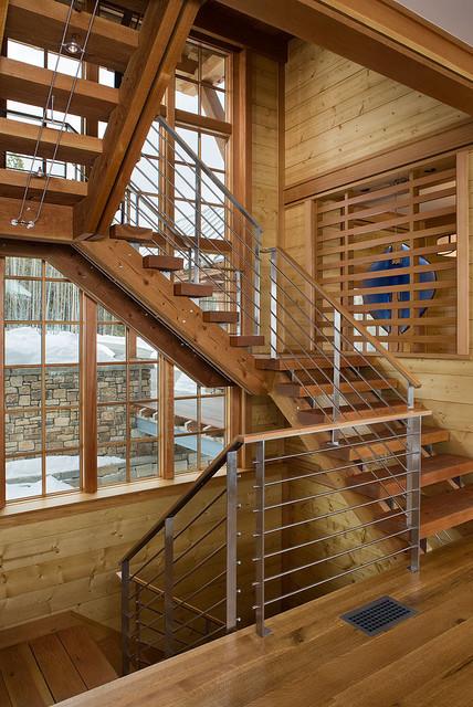 Stair III modern-staircase