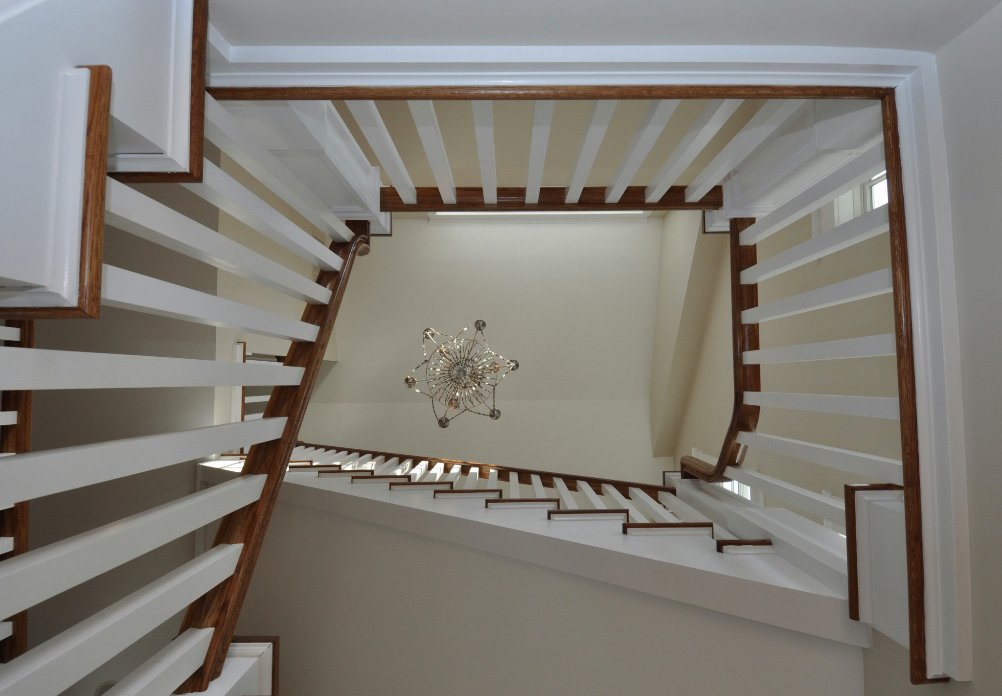 Stair Looking Up