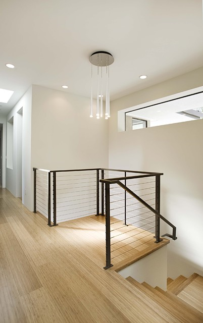 Contemporary Staircase By Mark English Architects Aia