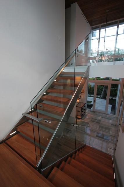 Stair modern-staircase