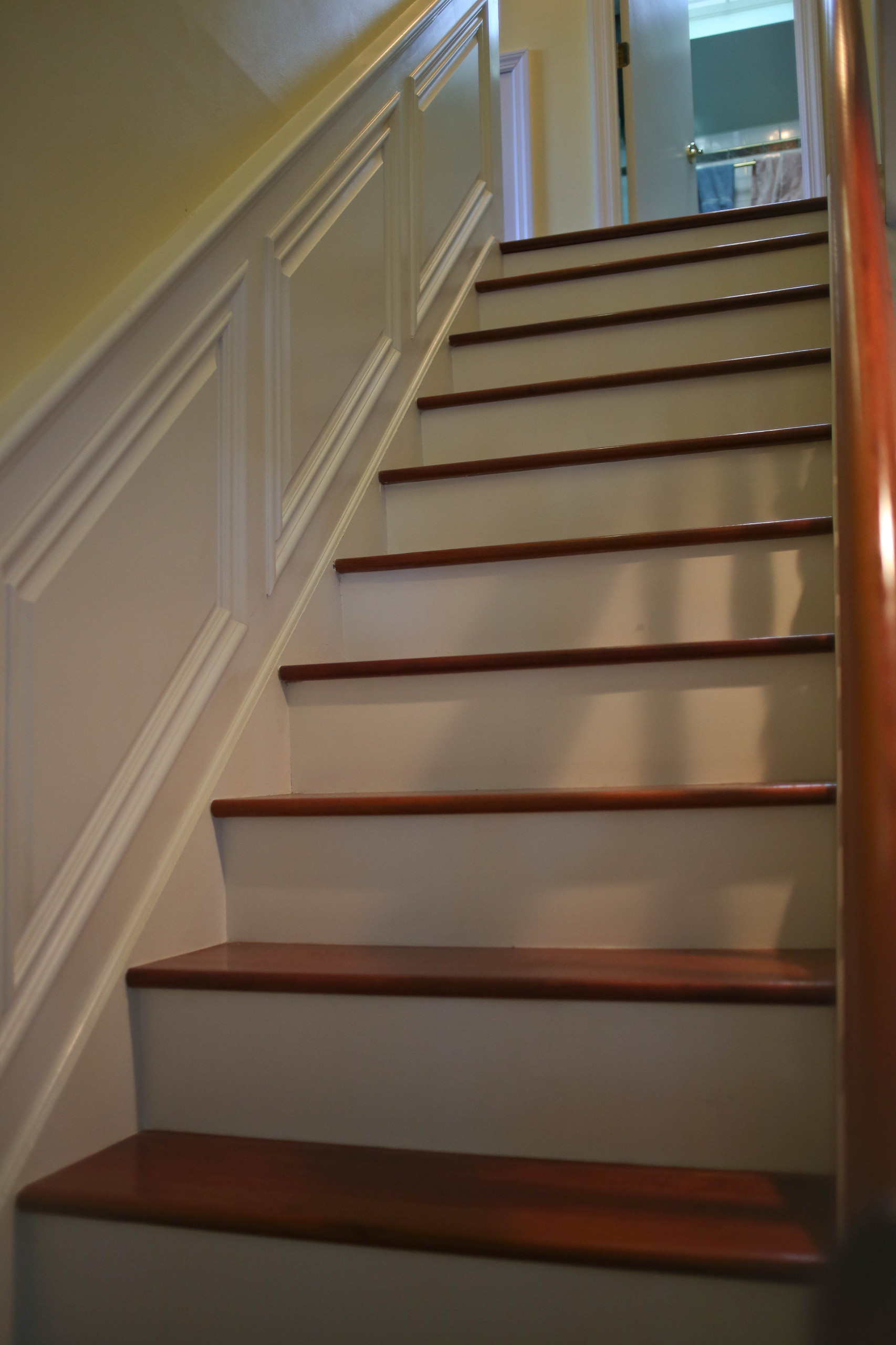 Stair Railing Project