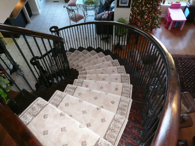 Stair Runner traditional-staircase