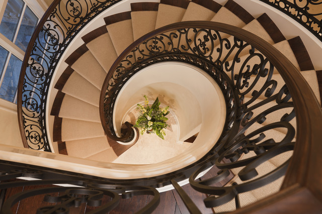 Stair traditional-staircase