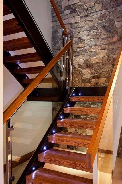 Staircase contemporary-staircase