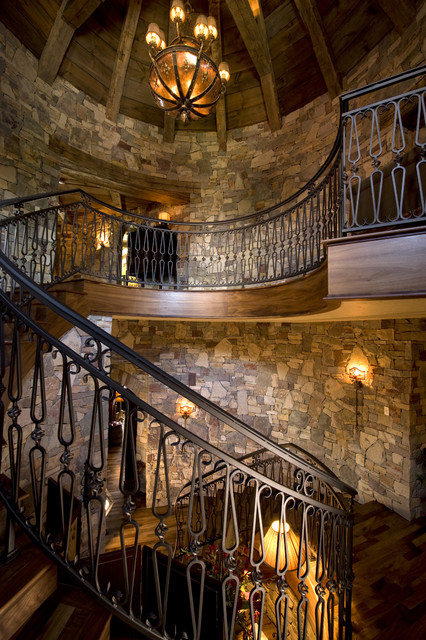 Staircase Rustic Staircase Minneapolis By Marie Meko Allied Asid