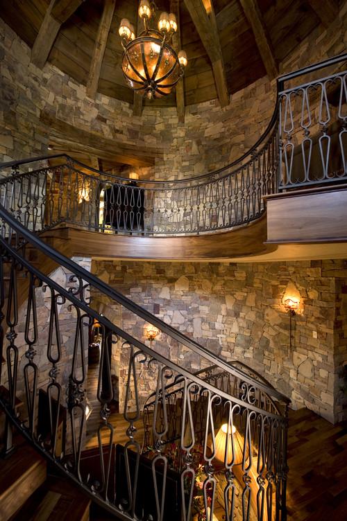 Donna's Blog: Design Decisions: Stair railing design | Marie Meko, Allied ASID