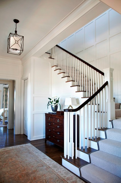 Foyer Staircase Questions : Staircase