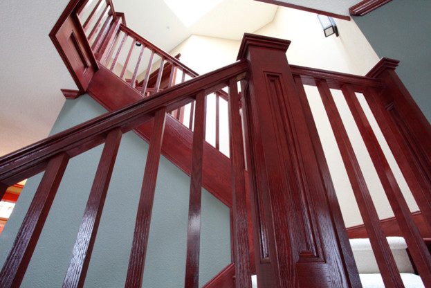Staircase Remodel Traditional Staircase Portland By Dsc Designworks