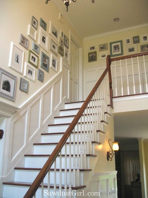 Stairway Wall Decorating Ideas 28+ [ staircase wall decor ideas ] | 50 creative staircase wall